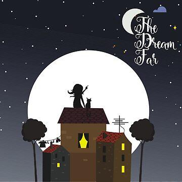 night and dream by fafaisalabdau19