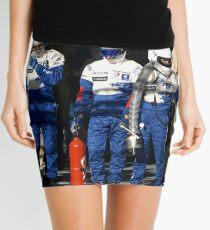 Waiting (Le Mans 2008) Mini Skirt