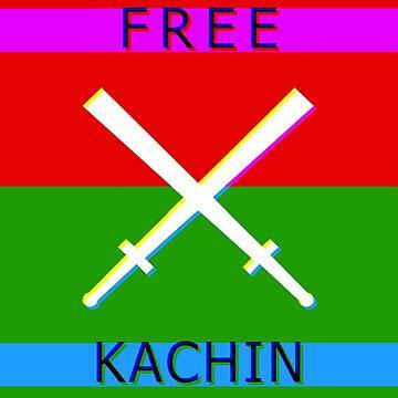 Free Kachin by real-leftorium