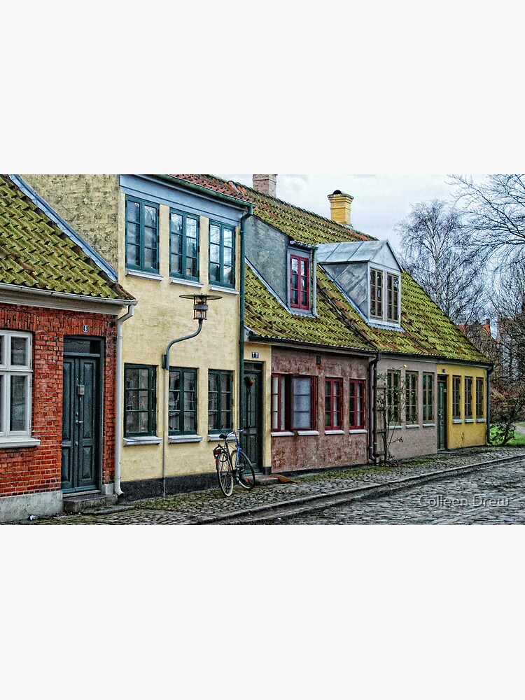 Odense Houses by colgdrew