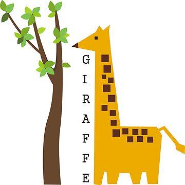 Giraffe by fafaisalabdau19