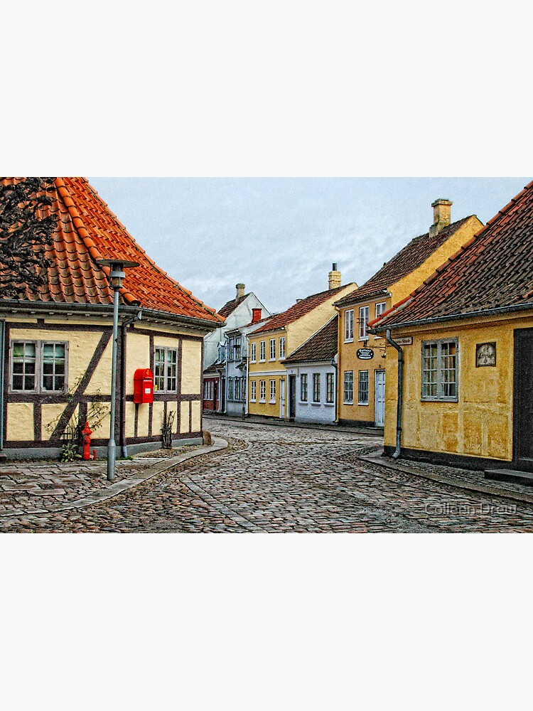 Village of Odense by colgdrew
