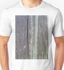 Photo wood pattern Unisex T-Shirt