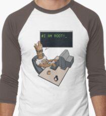 Admins of the Galaxy Men's Baseball ¾ T-Shirt
