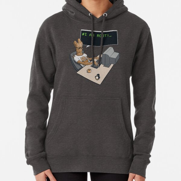 Admins of the Galaxy Pullover Hoodie
