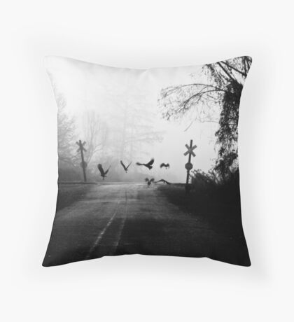 They Prey Throw Pillow