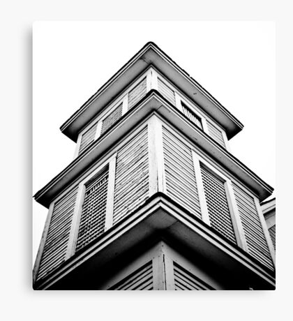 Angles Canvas Print