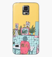 Neon Asia Case/Skin for Samsung Galaxy