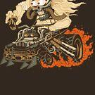 Fury Fink Immortan Joe by Alan Kennedy
