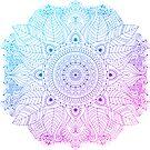 «Mandala floral» de Marina Demidova