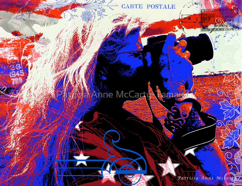 An American Photographer by Patricia Anne McCarty-Tamayo