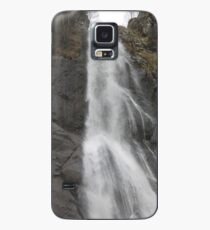 Aberfalls waterfall Case/Skin for Samsung Galaxy