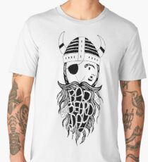 Bad Beard Day Men's Premium T-Shirt