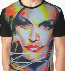 Dalida Art painting Graphic T-Shirt