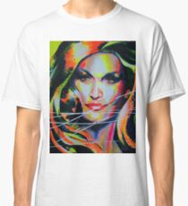 Dalida Art painting Classic T-Shirt