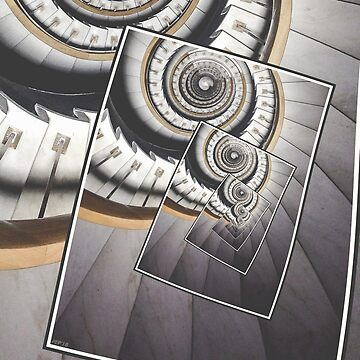 Spiral Staircase by perkinsdesigns