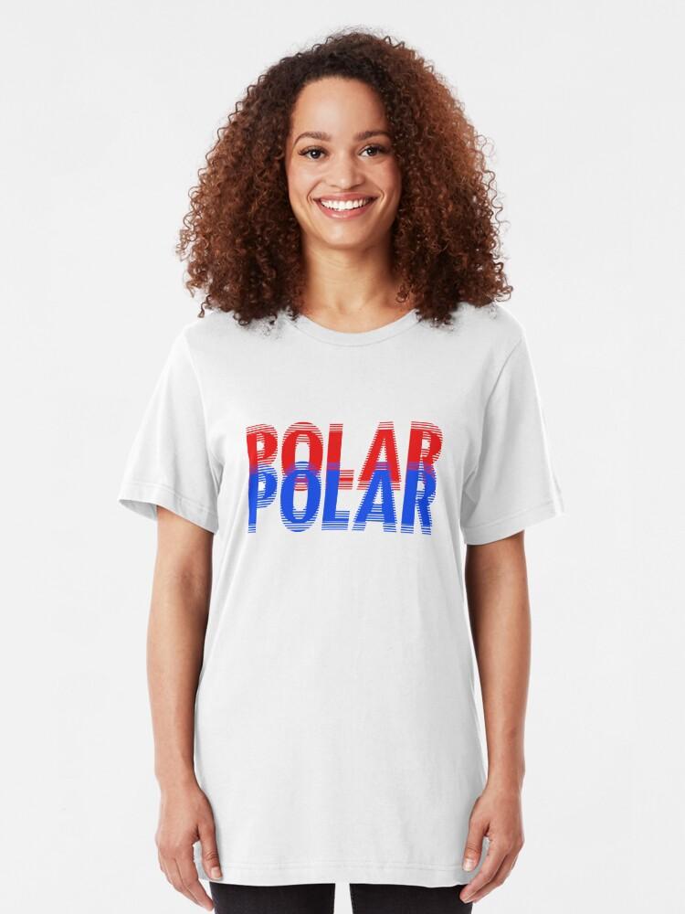 Alternate view of bipolar Slim Fit T-Shirt