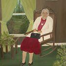 Mammaw Bessie by cinlaw