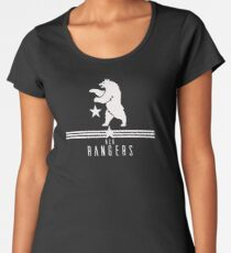 New California Republic Rangers Women's Premium T-Shirt
