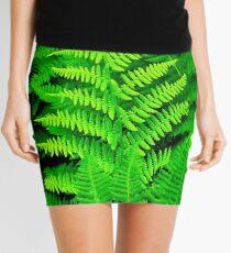 Wild Ferns Mini Skirt