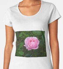Pink Rose 2. Women's Premium T-Shirt