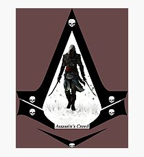 Assassins'Creed Black Flag Photographic Print