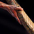 Henry, didgeridoo artiste by richardseah
