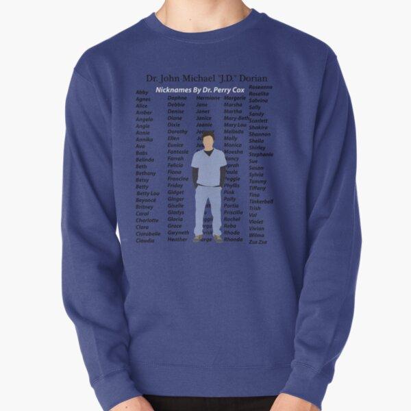 Scrubs J.D Pullover Sweatshirt