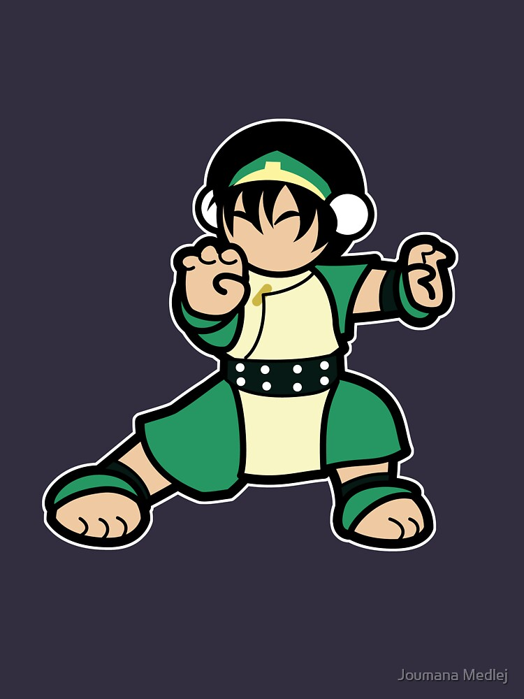 Toph by Cedarseed