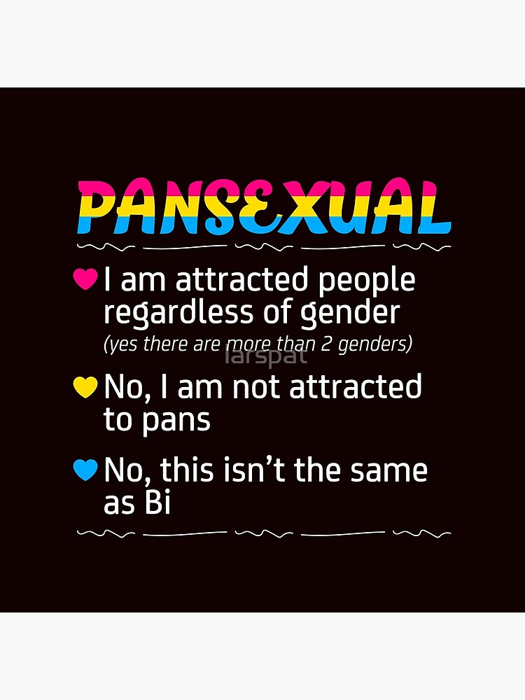 Pansexual I Am Attracted To People Regardless Of Gender Funny Definition T Shirt Gift Pansexual Not Bi Not Love Pots Or Pans Gift For Pansexuals Tote Bag By Larspat Redbubble