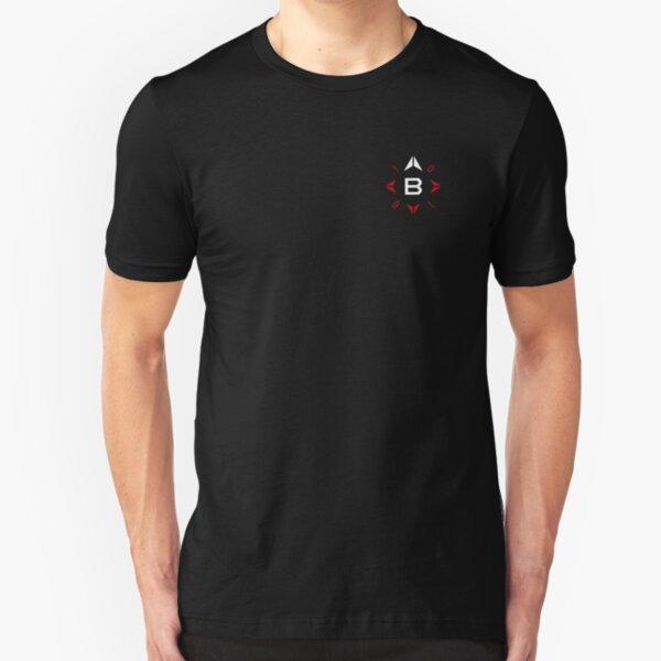 B MALONE CLOTHING Slim Fit T-Shirt