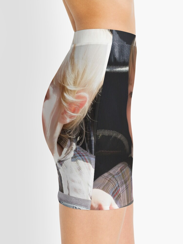 Alternate view of Decklan Mini Skirt