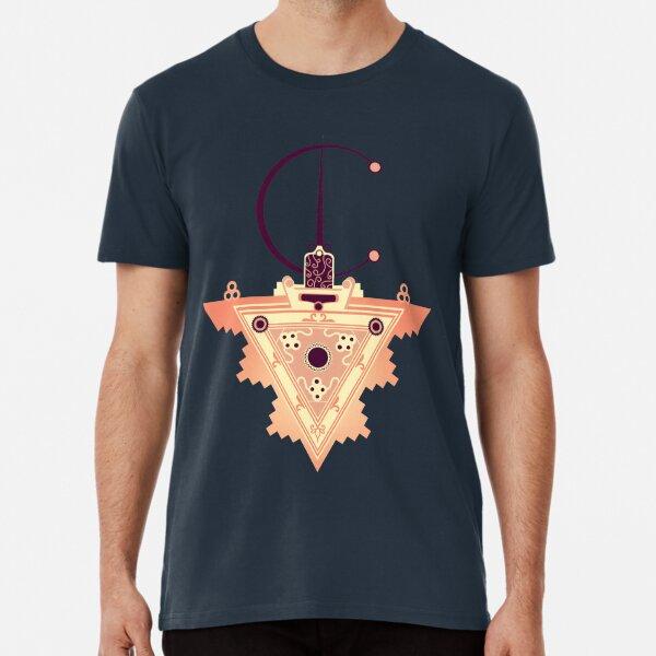 Tazerzit Amazigh marocain et africain symbole de la culture amazighe T-shirt premium