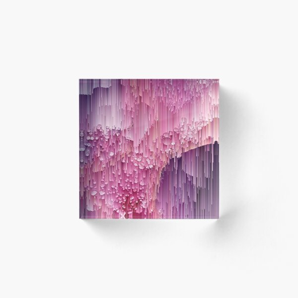Heavens Portal Acrylic Block
