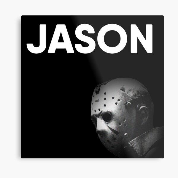 Jason as Cash Metal Print