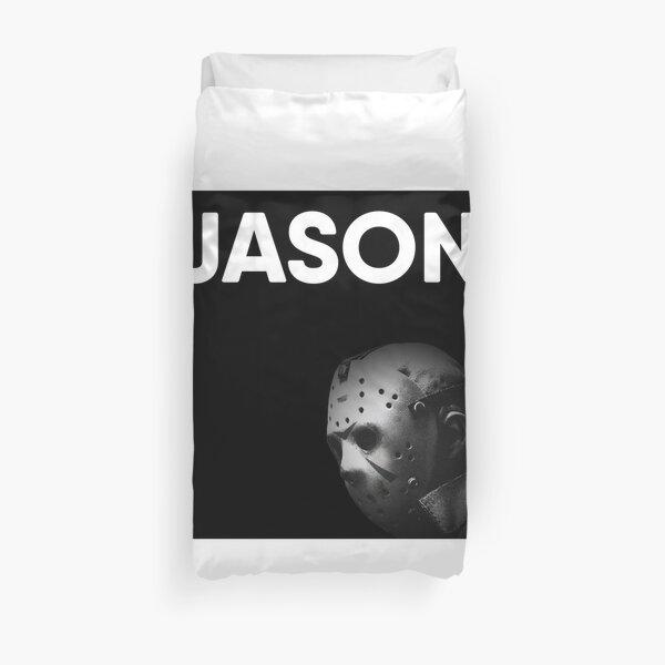 Jason as Cash Duvet Cover