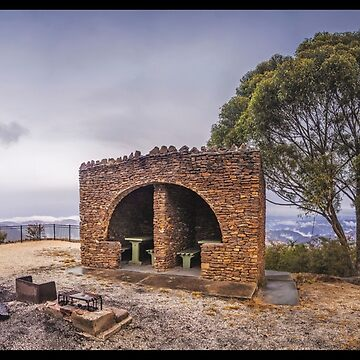 Hargraves Lookout Blackheath by spiritofthemaster