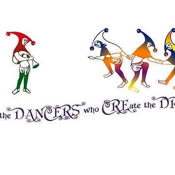 Dancers Of Dreams by widdershins13