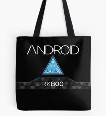RK800 - BACK Tote Bag