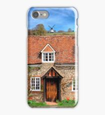 Turville - A Much Used Film Location - 3 iPhone Case/Skin