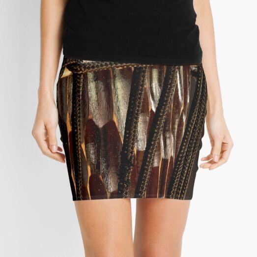 Djembe Drum Mini Skirt