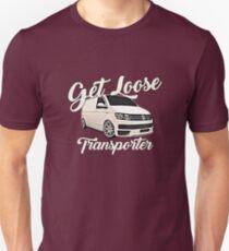 Get Loose Transporter Unisex T-Shirt