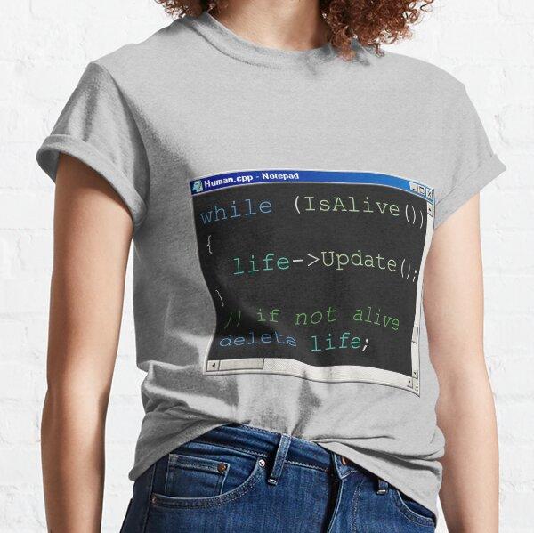 Life cycle Classic T-Shirt