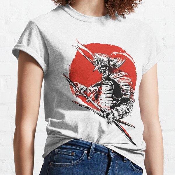 Sunset Samurai Warrior Classic T-Shirt