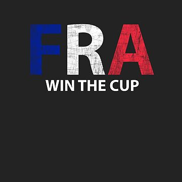 World Champs Soccer - France Win The Cup by crouchingpixel