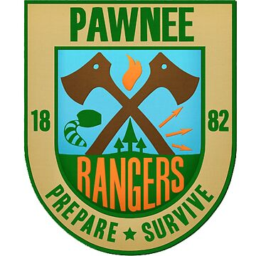Pawnee Rangers | Parks and Recreation by PaulyH