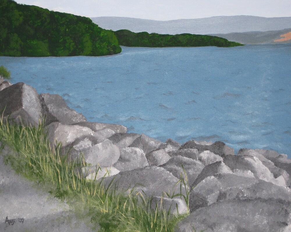 Irish Dreamscape by anji-marie