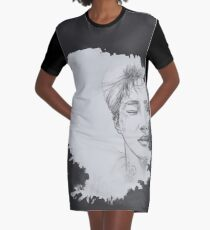 EXO's Suho T-Shirt Kleid