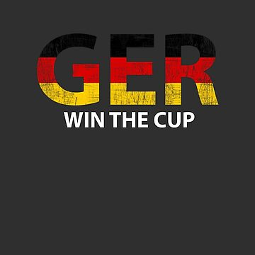 World Champs Soccer - Germany Win The Cup by crouchingpixel