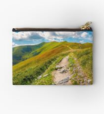 path to the top of the mountain Studio Pouch
